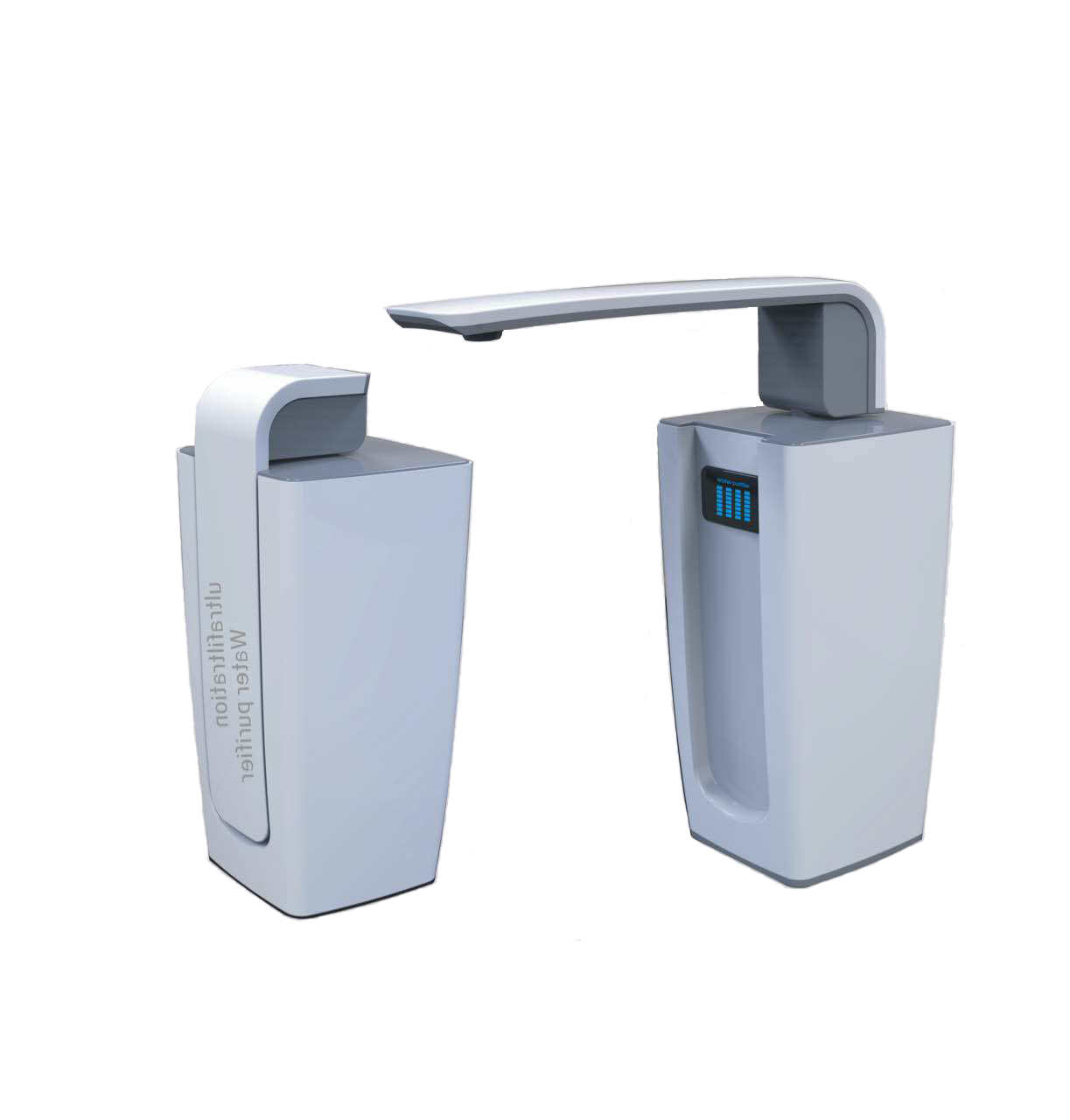 2017 new item free installation table top small faucet water filter Featured Image