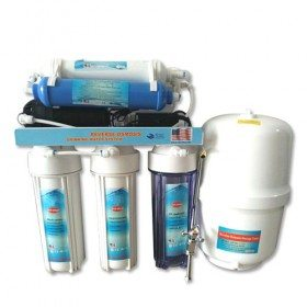 5 stage reverse osmosis water filter machine