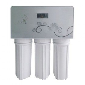 5 stage under sink ro water filter system