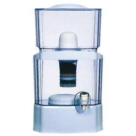 24L Mineral water filter pot  portable removable