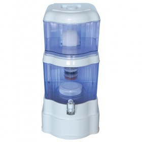 28L Large capacity portable mineral water filter pot