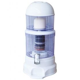 12L Mineral water filter pot
