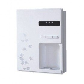 Hot water wall mounted water dispenser