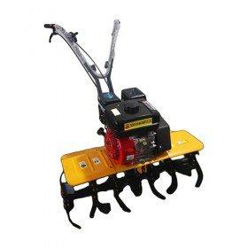 Mini gasoline power tiller cultivator