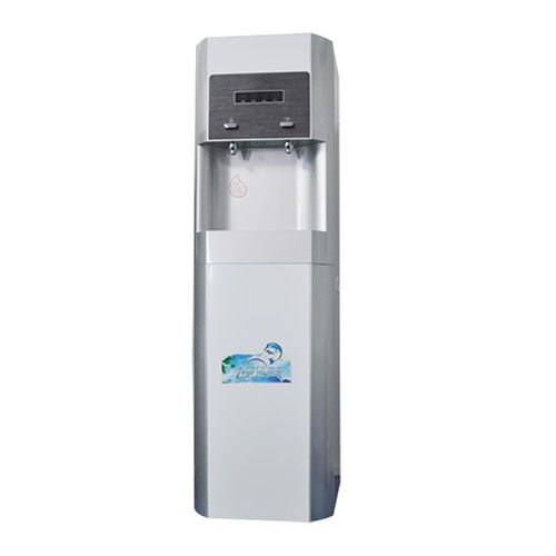 Hot and cooler water dispenser with filter Featured Image