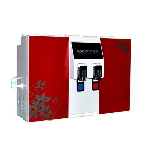 2017 new item hot and cooler ozone ro water dispenser